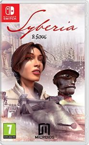 Gra Syberia (Switch)