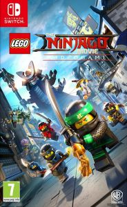 Gra LEGO The Ninjago Movie: Videogame (Nintendo Switch)
