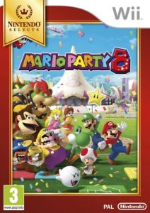 Gra Mario Party 8 Nintendo Selects (Nintendo Wii)