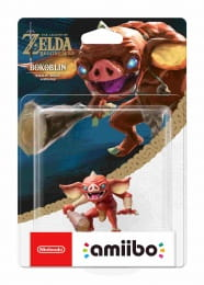 Amiibo Zelda - Bokoblin (Breath of the Wild)