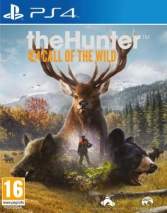 Gra the HUNTER Call of the Wild (PS4)