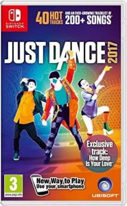 Gra Just Dance 2017 (Nintendo SWITCH)