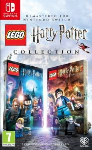 Gra LEGO Harry Potter Collection (Nintendo SWITCH)