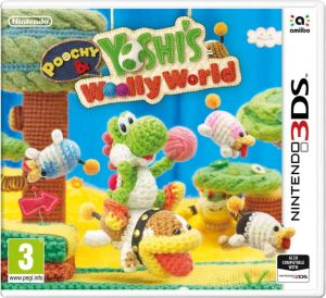Gra Poochy & Yoshi's Woolly World (Nintendo 3DS)