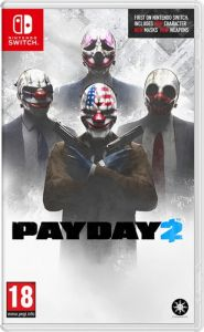 Gra Payday 2 (Nintendo Switch)