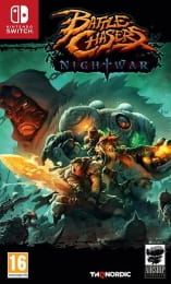 Gra Battle Chasers Nightwar (Nintendo SWITCH)