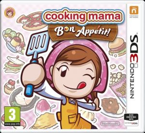 Gra Cooking Mama: Bon Appetit (3DS)