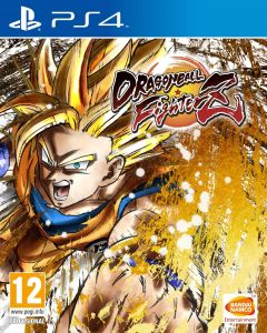 Gra Dragon Ball Fighter Z (PS4)