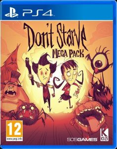 Gra Don't Starve Mega Pack (PS4)