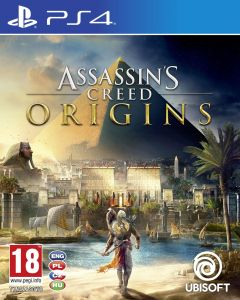 Gra Assassin's Creed Origins (PS4)