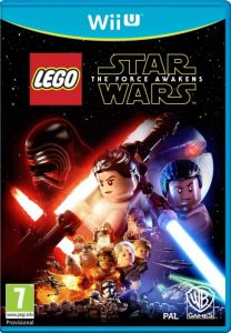 Gra Lego Star Wars: The Force Awakens (Nintendo WiiU)