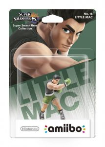Figurka Amiibo Smash Little Mac