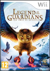 Gra Legend of the Guardians: The Owls of Ga'Hoole (Nintendo Wii)