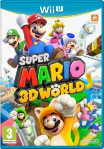 Gra Super Mario 3D World (WiiU)