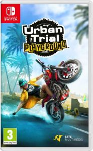 Gra Urban Trial Playground (Nintendo Switch)