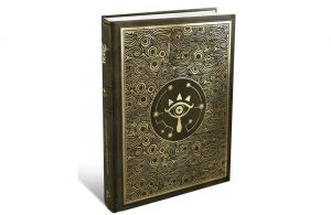 Książka The Legend of Zelda: Breath of the Wild Official Guide Deluxe Ed.