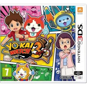 Gra YO-KAI WATCH 3 (3DS)