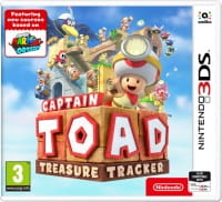 Gra Captain Toad: Treasure Tracker (Nintendo 3DS)
