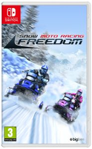 Gra Snow Moto Racing Freedom (Nintendo Switch)