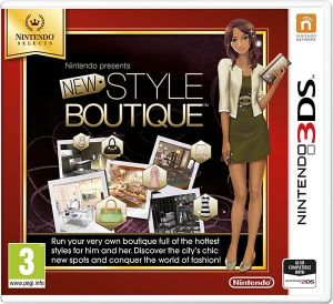 Gra New Style Boutique Selects (Nintendo 3DS)