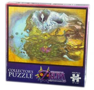 Puzzle - The Legend of Zelda Majora's Mask Termina