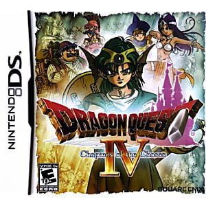 Gra Dragon Quest IV: Chapters of The Chosen (NDS)