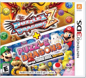 Gra Puzzle&Dragons Z + Puzzle&Dragons SMB (3DS)