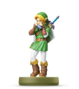 Amiibo Zelda - Link (Ocarina of Time)