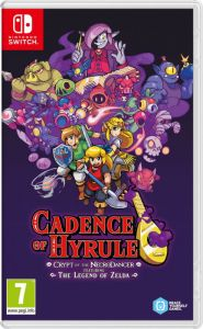 Gra Cadence of Hyrule: Crypt of the NecroDancer (Nintendo Switch)