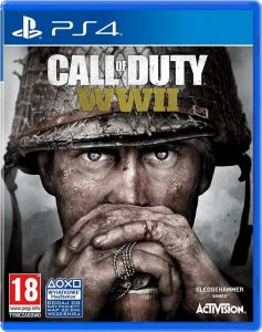 Gra Call of Duty WWII (PS4)