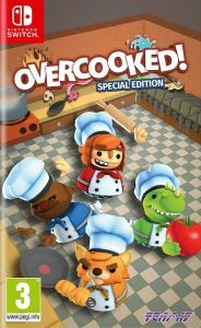 Gra Overcooked: Special Edition (Nintendo Switch)