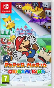 Gra Paper Mario: Origami King (Nintendo Switch)