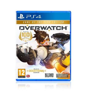 Gra Overwatch GOTY (PS4)