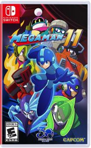 Gra Mega Man 11 (Switch)