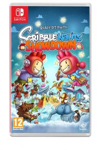 Gra Scribblenauts Showdown (Nintendo Switch)