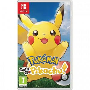 Gra Pokémon Let's Go Pikachu! (Nintendo Switch)