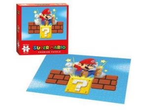 Puzzle - Super Mario Ground Pound