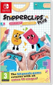 Gra Snipperclips Plus: Cut it out, together! (Nintendo Switch)