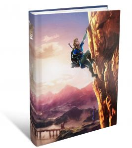 Książka The Legend of Zelda: Breath of the Wild Official Guide Collectors Ed.