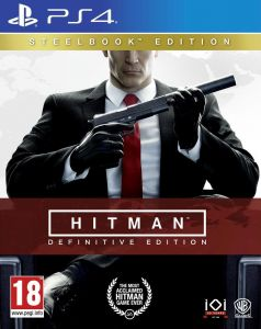 Gra Hitman: Definitive Edition (PS4)