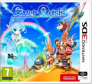 Gra Ever Oasis (Nintendo 3DS)