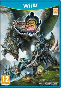 Gra Monster Hunter 3 Ultimate (WiiU)