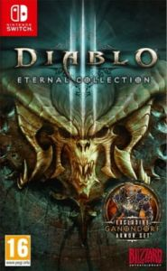 Gra Diablo 3 Eternal Collection (Nintendo Switch)