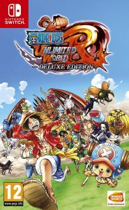 Gra One Piece: Unlimited World Red Deluxe Edition (Nintendo Switch)