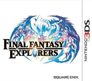 Gra Final Fantasy Explorers (Nintendo 3DS)