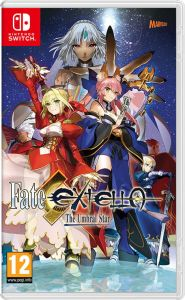 Gra Fate Extella : The Umbral Star (Nintendo Switch)