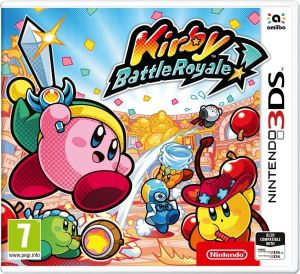 Gra Kirby Battle Royale (Nintendo 3DS)