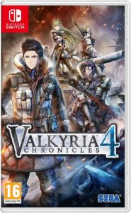 Gra Valkyria Chronicles 4  (Switch)