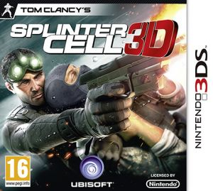 Gra Tom Clancy's Splinter Cell 3D (Nintendo 3DS)