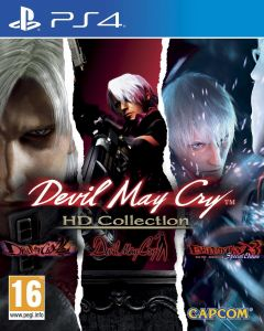 Gra Devil May Cry HD Collection (PS4)